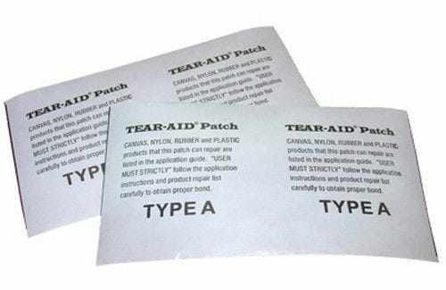 Tear Aid Bladder repair patch