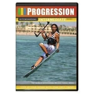 Kiteboarding Progression Intermediate DVD